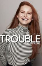 trouble  [ dominic sherwood ] by cIayevans