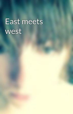 East meets west  by Hetalia223