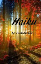 Haiku by DoritoWonders
