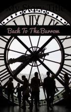 Back to the Burrow (A Harry Potter Next Generation Time Turner Story) by Phia628