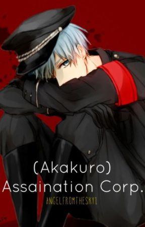 (Akakuro) Assaination Corp. by angelfromthesky1