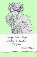 Fairy Tail High (Natsu X Reader) (Original) by Faith-Yume