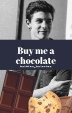 Buy Me A Chocolate | S.M. by balbina_balerina