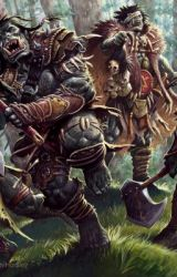 Balbok and Rammar - two orcs and their adventures by TerraFighters
