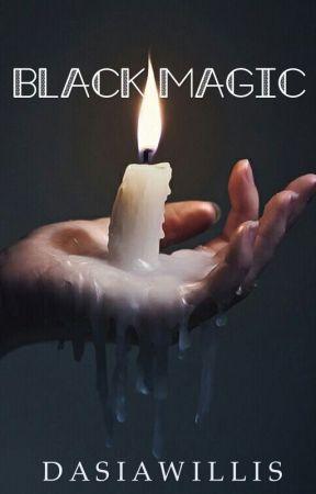 Black Magic  by dasiawillis
