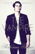 The Vampire by HarshFinish