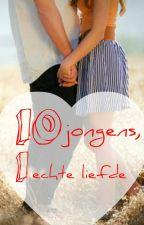 10 jongens, 1 echte liefde by MissTop40