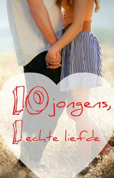 10 jongens, 1 echte liefde