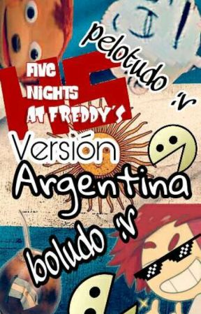 FNAFHS versión Argentina (Pausada) by AiitaTa