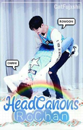 Headcanons ❥RoChan. by yxksokcat