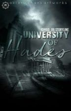 University Of Hades [ON-HOLD] by Ichigo_06