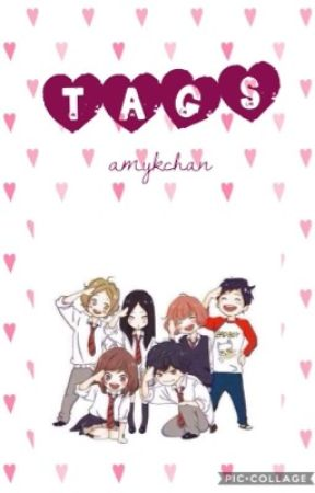 TAGS~ by amykchan