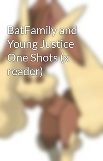 BatFamily and Young Justice One Shots (x reader)