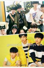 groupchat -tfboys, tf家族 by rainnywang