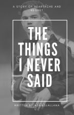 The Words I Never Said | Jy Simpkin by _BubblesInTheSky_