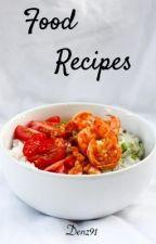 Food Recipes by Denz91