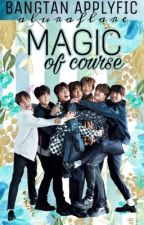 magic of course | bts a.f.  by AluraFlare