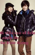 Mi Vida Con El Frío Y Serio De Kim Hyun Joong   by RoohCortes21