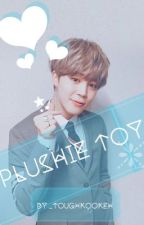 Plushie Toy | Jikook by Bunnieboy