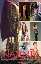 Narnia - Scrubb y los Reyes de antaño en la travesía del Viajero del Alba by EGIA06