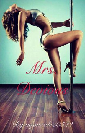 Mrs. Devious by kiwibunni