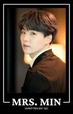 Mrs. Min    Min Yoongi by SC_Jeon