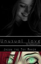 Creepy Love story  by happyLea12