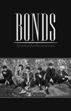 BONDS   gangster!VIXX by StardustAndAnemones