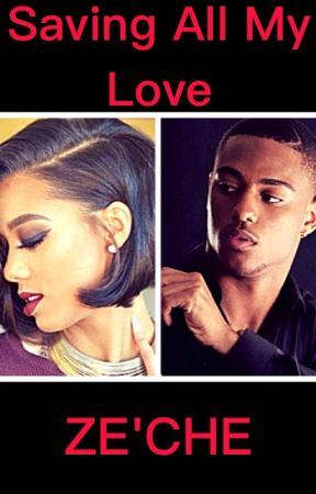 Saving All My Love| Keith Powers by mimi_2_cute