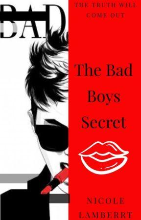 The Bad Boy's Secret by NicoleMLambert