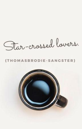 Star-crossed lovers ; thomas brodie-sangster  by 1ariiii