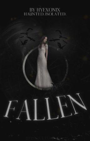 Fallen by dancingquill