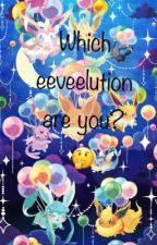Which Eeveelution are you? by minteevees