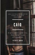 Caio (Romance Gay) by bugadaonavibe