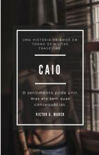 Caio (Romance Gay) by victorgmark