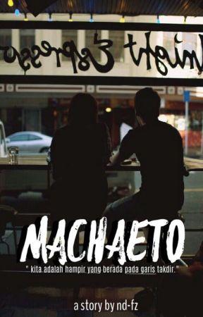 MACHAETO by nd-fdz