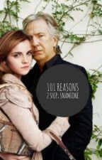 101 Reasons To Ship Severus Snape & Hermione Jean Granger by Manchester_Babe