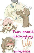 Two small annoying/ متوقفه مؤقتاً  by ABURBIAH