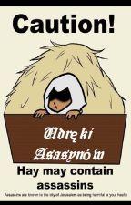 Udręki Asasynów by MintMonster93