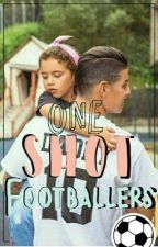 One Shot Footballers by cami_r_