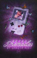 Retro PREMADES by dakota_azet