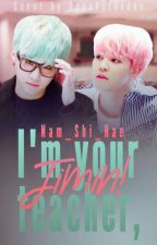 I'm your teacher, Jimin! {YoonMin FF} by cookie_with_sugar