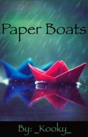 Paper Boats by _Kooky_