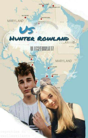 Us || Hunter Rowland  [Sequel Him & Me] (NO Updates)