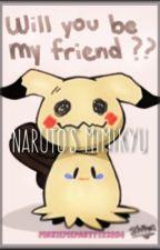 Naruto's Mimikyu by PinkiePieParty122894