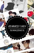 Komiksy yaoi||tłumaczenie PL|| by YurioKai
