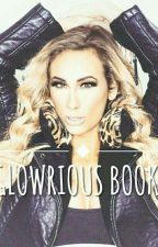 GLOWRIOUS BOOK by gloriouslybnks