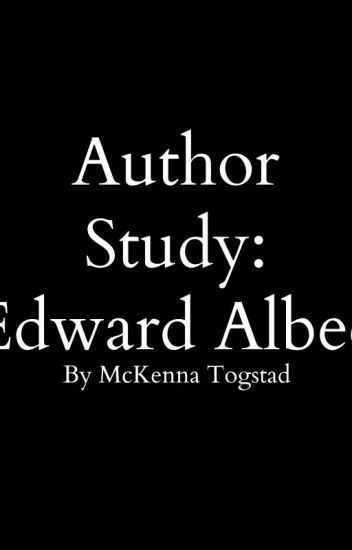 Author Study: Edward Albee