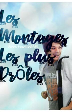 One Direction || Les Montages Les Plus Drôles #3 by Directioner16S1D