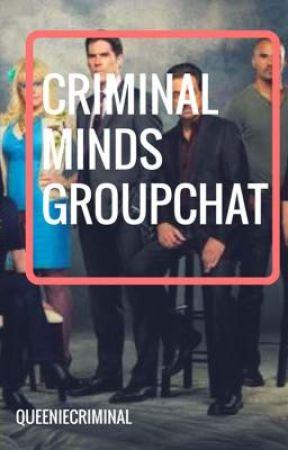 Criminal Minds Groupchat by gemmiellou